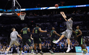 NCAA Basketball: NCAA Tournament-3rd Round-Baylor vs Creighton