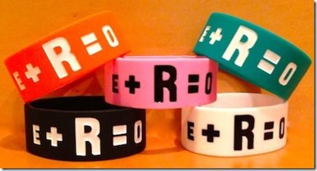 E + R = O